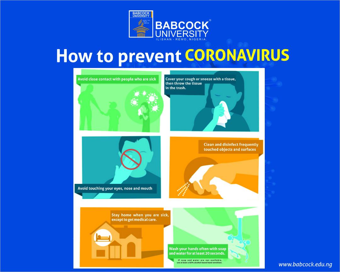 How to prevent Corona Virus