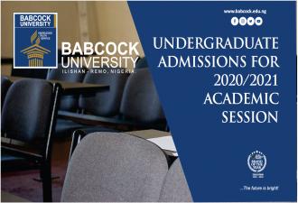 2020/2021 Undergraduate Admission Information