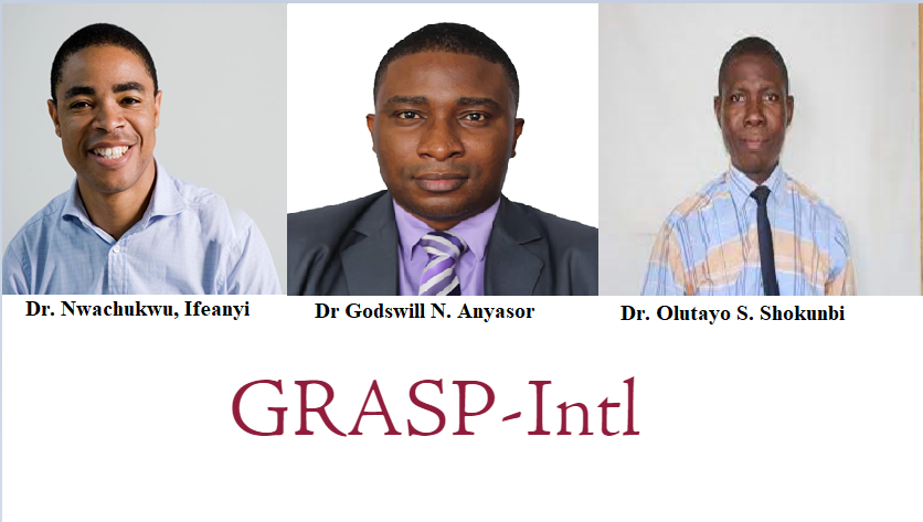 GRANTS FOR RESEARCH AND SCHOOL PARTNERSHIPS (GRASP) INTERNATIONAL AWARD