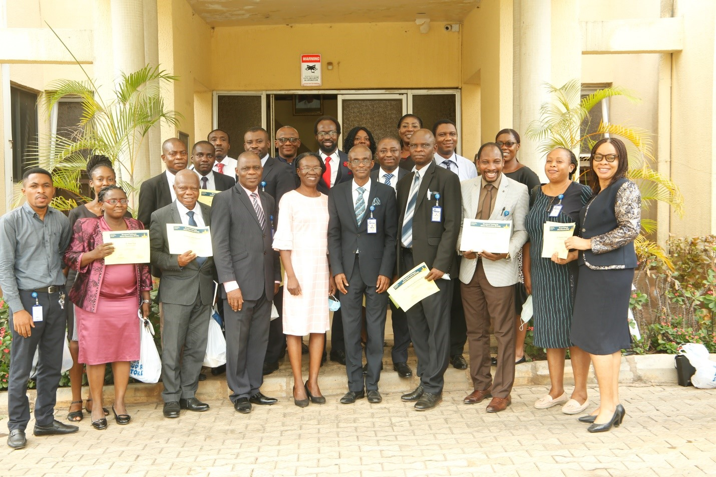 Office of Research, Innovation and International Cooperation organises STARS training